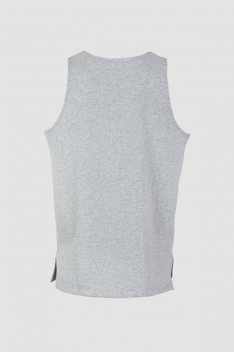 AIMÉ LEON DORE Heavyweight Grey Tank Top 2