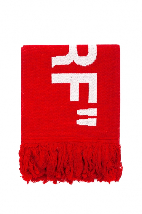 OFF-WHITE Quote Scarf 1