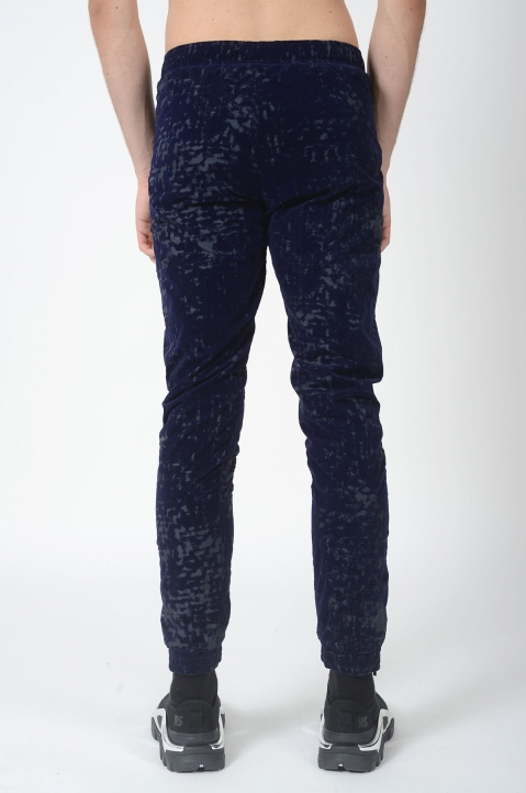COTTWEILER Flock Industrial Strap Trakpants 2