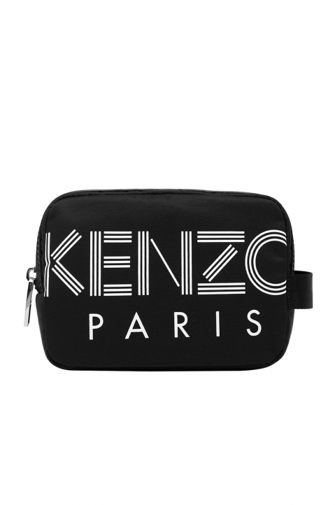 KENZO Black Toiletry Bag 0