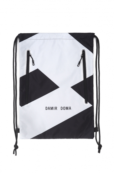 DAMIR DOMA X LOTTO Drawstring Backpack 0