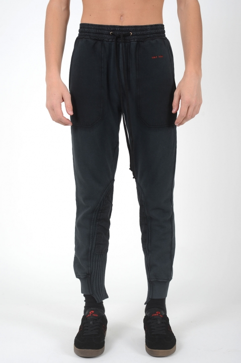 DAMIR DOMA Black Pertti Trousers 1