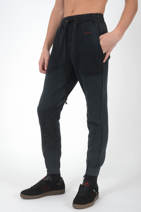 DAMIR DOMA Black Pertti Trousers 3