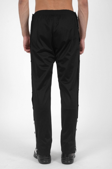 CHAMPION Snap Black Trackpants 3
