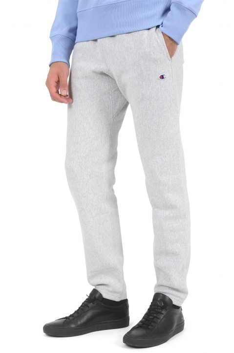 CHAMPION Logo Grey Joggers 0