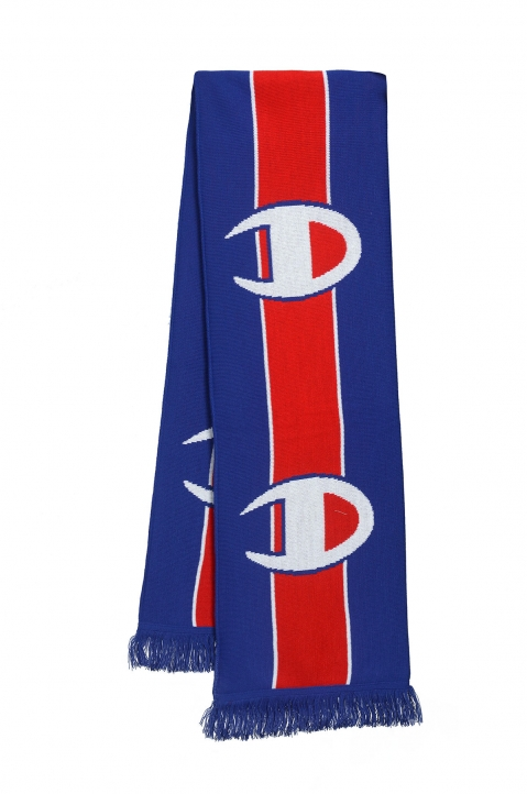 CHAMPION Red/Blue Scarf 0