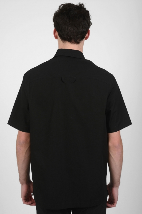 HERON PRESTON CTNMB Black Shirt 2