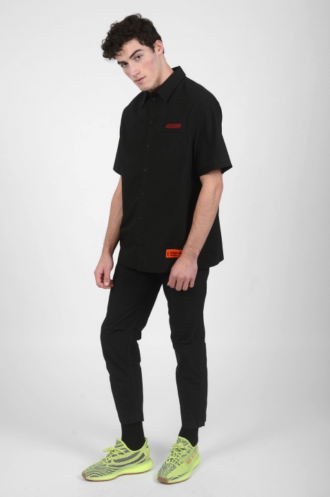 HERON PRESTON CTNMB Black Shirt 3