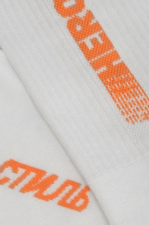 HERON PRESTON Racing White Socks 1