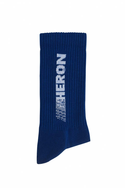 HERON PRESTON Racing Blue Socks 0