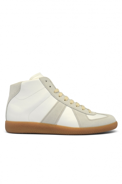 MAISON MARGIELA High Top Replica White Sneakers 0