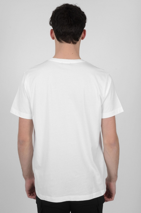 INÊS TORCATO Papel White/Black T-Shirt 2