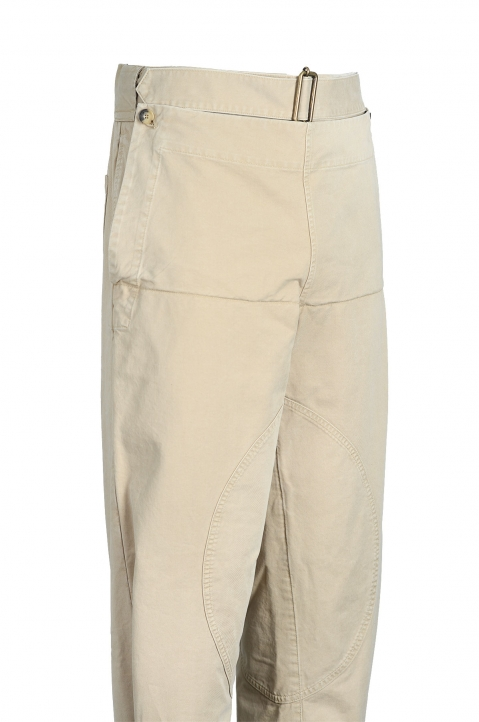 J.W.ANDERSON Front Fold Army Trousers 3