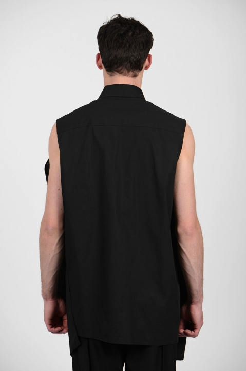 BMUET(TE) Double Layer Black Shirt 2