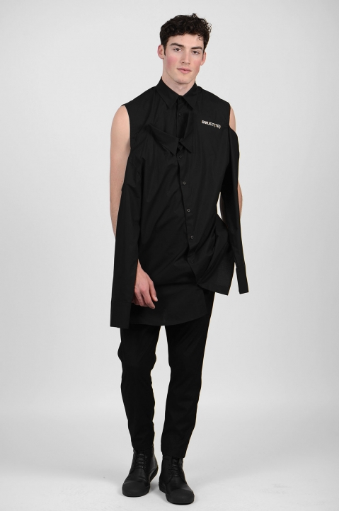 BMUET(TE) Double Layer Black Shirt 4