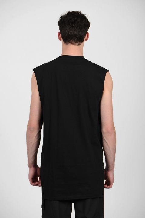 BMUET(TE) Double Layer Black T-shirt 2