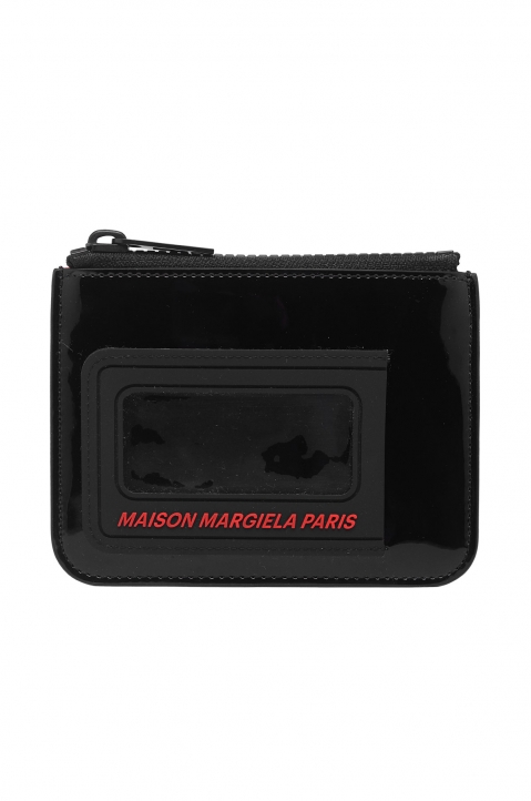 MAISON MARGIELA Vinyl Coin Purse 1