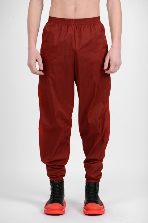 GMBH Survival Strategies Burgundy Trackpants 1