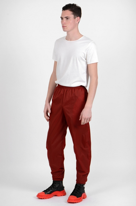 GMBH Survival Strategies Burgundy Trackpants 3