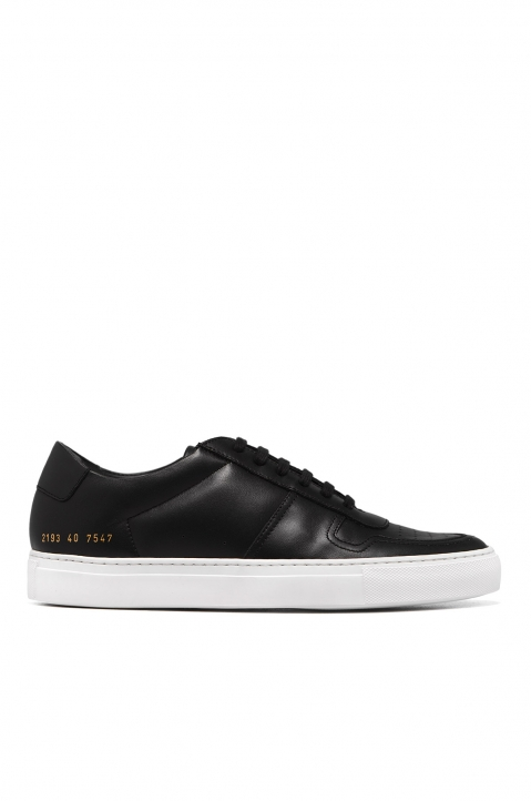 COMMON PROJECTS Bball Low Black Sneakers 0