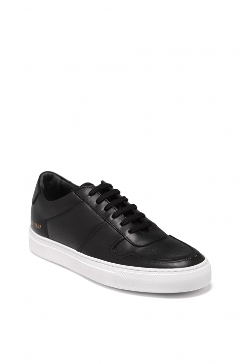COMMON PROJECTS Bball Low Black Sneakers 1